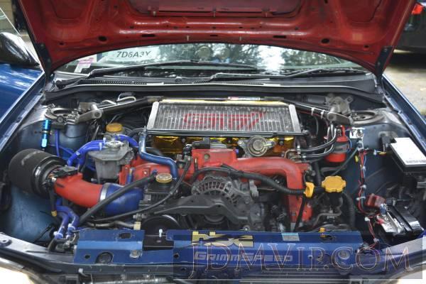 FS 1997 Subaru impreza wrx sti type r, v8 ej207 swapped