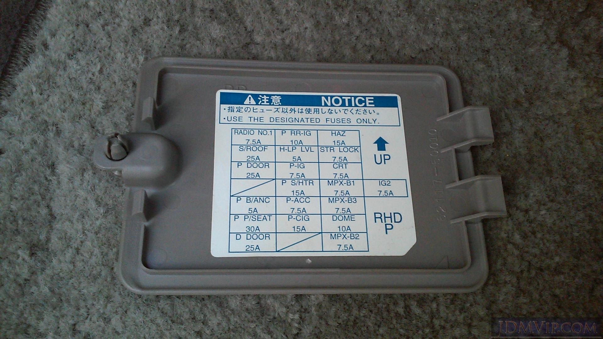 UCF31 DRL Daytime Running Light Solution