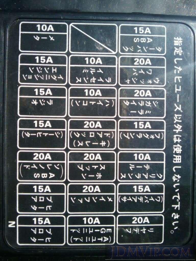 gc8 fusebox diagram layout translation rh forums jdmvip com 1996 Subaru Impreza 2000 Subaru Impreza